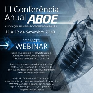III Conferência Anual ABOE